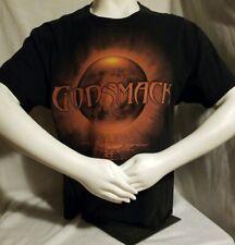Godsmack T-Shirt Sz Xtra Large Black The Oracle Rock Band