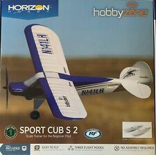 Hobbyzone Sport Cub S v2 Rc-Trainer Flight Model Starter RTF with Safe HBZ4400