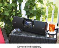 Sirius Satellite Radio Boombox Home Kit Docking Station XM Speaker MP3 Portable