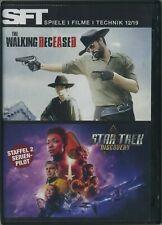DVD SFT 12-19 - The Walking Deceased + Star Trek Discovery Staffel 2 Serienpilot