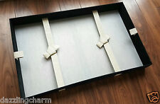 """Louis Vuitton Large Suitcase Luggage Separator Tray 30""""x19×3.6""""inches/ 77x48x9cm"""