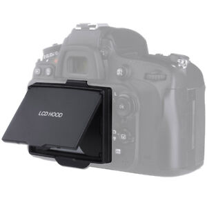 LCD Screen Protector Pop-up Sun Shade Hood Cover for Nikon D600 D610 DSLR Camera
