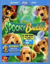 Spooky Buddies [2 Discs] [Blu-ray/DVD] (2011, Blu-ray NEW) BLU-RAY/WS2 DISC SET