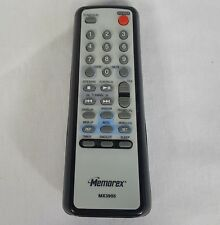 Memorex MX3905 CD Audio Remote Control Original Tested Clean Battery Compartment