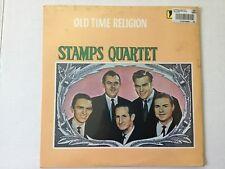 THE STAMPS QUARTET Old Time Religion1963 LP Terry Blackwood SEALED Elvis Presley