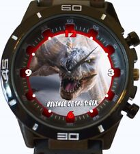 Monster T-rex Dinosaur Hunter Reptile New Gt Series Sports Wrist Watch