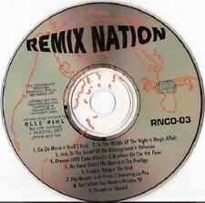 REMIX NATION #3 DJ REMIX SERVICE DANCE MUSIC OOP SEALED BRAND NEW CD