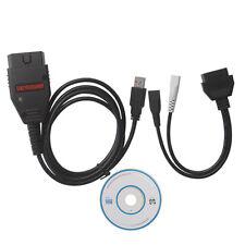 Galletto1260 ECU Chip Tuning Interface Car EOBD OBD2 Auto Diagnostic Tool Cable