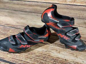 NORTHWAVE Rockster Cycling MTB Shoes Mountain Biking 2 Bolts Size EU43, US10.5