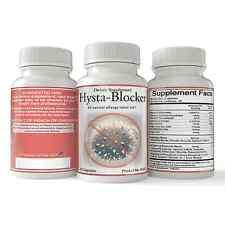 Hysta-Blocker, Natural Antihistamine Supplement, Allergy