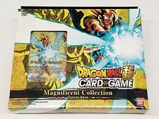 MAGNIFICENT COLLECTION 07 FUSION HERO BOX W/ SS GOGETA NEW SEALED DBS