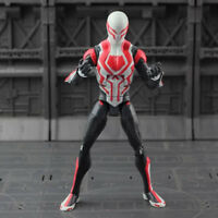 7'' Spider Man 2099 Marvel Comic Age Avengers 2099 Spiderman Action Figure Toys