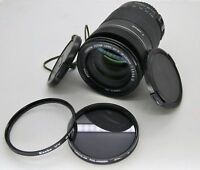 Canon DSLR Standard Zoom Lens EF-S 18-135mm f/3.5-5.6 IS & Polarizer Filter