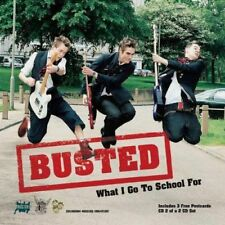 Busted – What I Go To School For CD