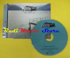 CD Singolo WITNESS Here's one for you 2001 eu ISLAND 588779-2 no lp mc dvd (S12)