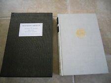 Westward America Howard R Driggs & William Jackson Autograph Edition #456 Book