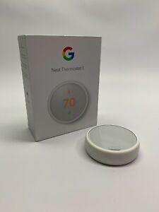 Google Nest Smart Thermostat E - UseT4000ES Snow
