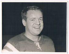 Original Quebec Aces Hockey Guy Rousseau Photo