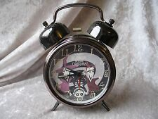 "Tim Burton's ""The Nightmare Before Christmas"" Alarm Clock Excellent"