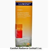 Lumene Vitamin C+ Dry Skin Comfort Radiance Cocktail 1 oz.