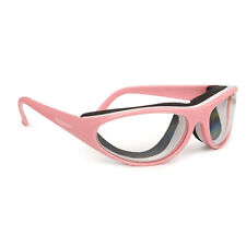 RSVP Tearless Onion Goggles Pink Frame