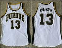 Vintage Glenn Robinson #13 Basketball Jerseys Stitched Throwback Big Dog Jerseys