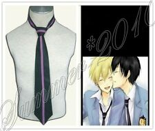 Men's Tie for Ouran High School Host Club Cosplay Costume Gift Tie for Friends