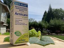 Boiron Arnicare Cream Pain Relief Homeopathic Medicine Natural, 1.33 oz, 1 Pack