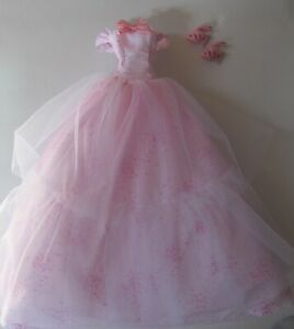 2016 BIRTHDAY WISHES BARBIE OUTFIT ONLY