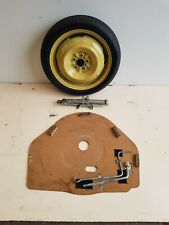 TOYOTA CELICA GT 2.0 ST202 3SGE 94-99 SPARE WHEEL WITH TOOL KIT JACK