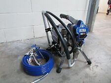 Graco Ultra 395 PC Stand Airless Paint Sprayer 17C314 Old Part Number 233960