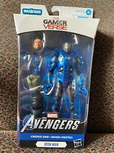 Hasbro Gamer Verse Marvel Iron Man Atmosphere Armor Joe Fixit in hand in USA!