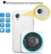 Camera Lens HD+ 0.2mm Gorilla Curb Safety Glass Film For LG Google Nexus 5