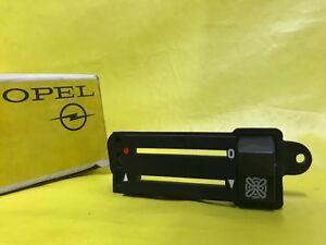 New + Original Opel Kadett B / Gt/OLYMPIA A Switch Fan + Resistor NOS