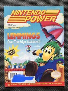 Volume 37 Nintendo Power video gaming magazine back issue 1992