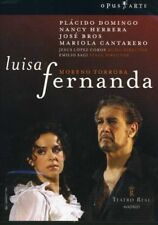 Plácido Domingo - Luisa Fernanda [New DVD] Digital Theater System, Subtitled
