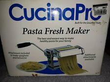 Cucina Pro Pasta Fresh Machine  New