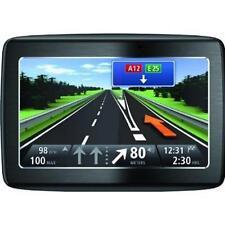 "TOMTOM NAVI VIA120 Europa XL 4,3"" Bluetooth IQ Navigateur Commande Vocale B-WARE"