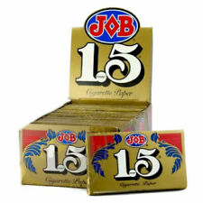 JOB Gold 1.5 Rolling Papers 24pack 🔥🔥Free Shipping🔥🔥
