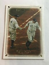 Babe Ruth Upper Deck 2007 New York Yankees #1