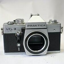 Praktica LTL 3, 35mm SLR Camera body, working meter, made in Germany