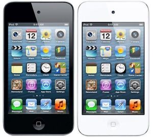 Apple iPod Touch 4th Generation 32GB - Black or White *iOS 6* | Good (B-Grade)
