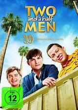 Two and a Half Men Die 10. Staffel Neu+in Folie DvD @L2@