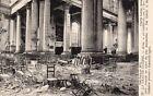 La grande guerre - Arras - la cathédrale qui à l'intérieur présente un aspect de