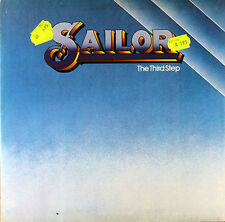 SAILOR - The third Step - LP - washed - cleaned - L1841