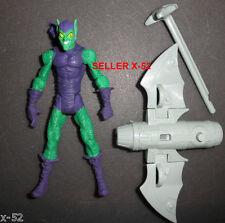 SPIDER-MAN villain GREEN GOBLIN + GLIDER figure toy MARVEL universe amazing