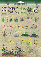 Wildflower Mini Design RTG Guide #1135 by Donna Dewberry