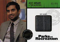 Parks and Recreation Costume Card R-AA Aziz Ansari as Tom Haverford #01 of 99
