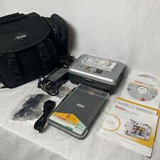 KODAK Easyshare Printer Dock Plus SERIES 3 With Carry Bag Untested