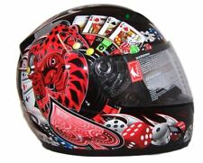 THH Black Joker TS39 Full Face Helmet